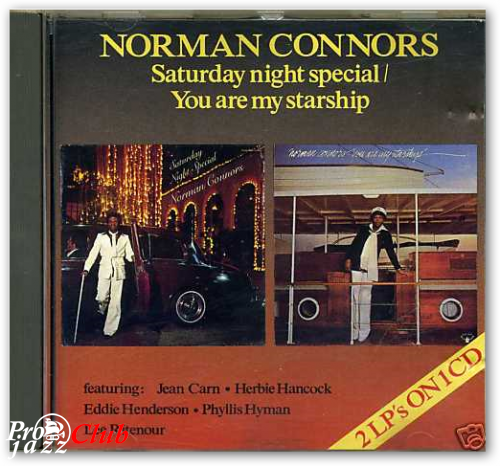 (Funk, Soul) Norman Connors - Saturday Night Special\You are my starship (NEX CD 186) (1992 remaster) - 1975, FLAC (tracks+.cue), lossless