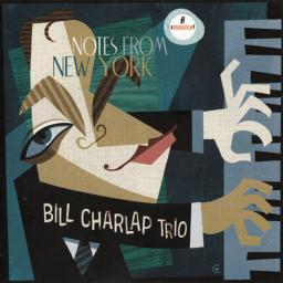 (Bop/Post Bop) [CD] The Bill Charlap Trio - Notes From New York - 2016, FLAC (image+.cue), lossless