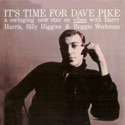 1961 Dave Pike - It's Time for Dave Pike {RevOla} [24-44,1]