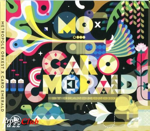 (Vocal Jazz) [CD] Caro Emerald - Metropole Orkest & Caro Emerald - MO x Caro Emerald By Grandmono - 2017, FLAC (image+.cue), lossless