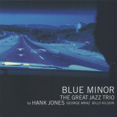 2008 The Great Jazz Trio - Blue Minor {Eighty Eight's VRCL 38835} [DSD64]