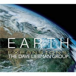 2020 Expansions: The Dave Liebman Group - Earth {Whaling City Sound wcs 120} [24-44,1]