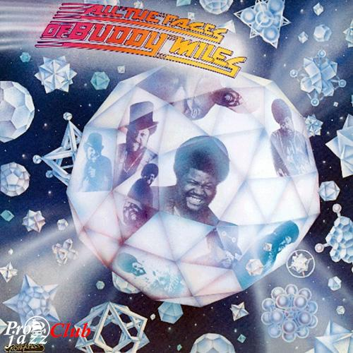 (Funk, Soul, R&B) [CD] Buddy Miles - All The Faces Of Buddy Miles (1974) - 2012, FLAC (tracks+.cue), lossless