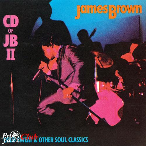 (Soul, R&B) [CD] James Brown - CD Of JB II: Cold Sweat & Other Soul Classics - 1987, FLAC (tracks+.cue), lossless