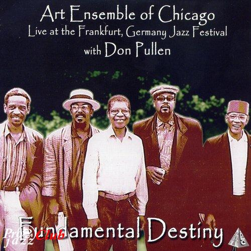 (Jazz) Art Ensemble of Chicago - Fundamental Destiny - 1991, FLAC (image + .cue), lossless