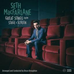 2020 Seth MacFarlane - Great Songs From Stage And Screen {Verve} [24-96]