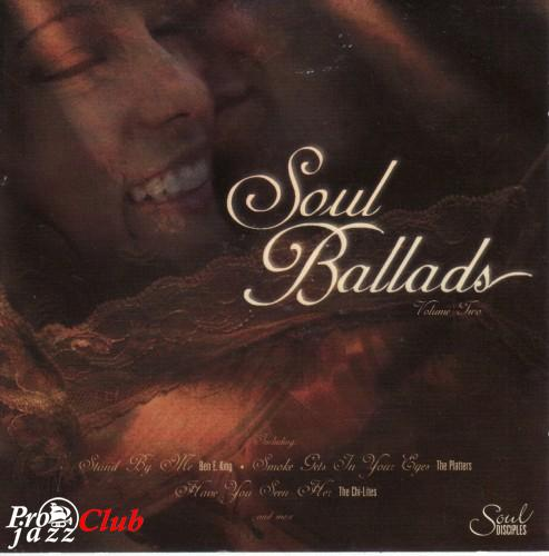 (R'N'B, Soul) [CD] VA - Soul Ballads vol.2 - 1998, FLAC (tracks+.cue), lossless