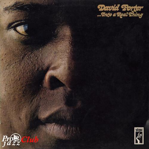 (Funk, Soul) [CD] David Porter - Into A Real Thing - 1971 (Remastered 2015), FLAC (tracks+.cue), lossless