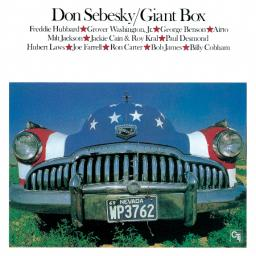 [DSD][OF] Don Sebesky - Giant Box - 1973/2013 (Jazz)