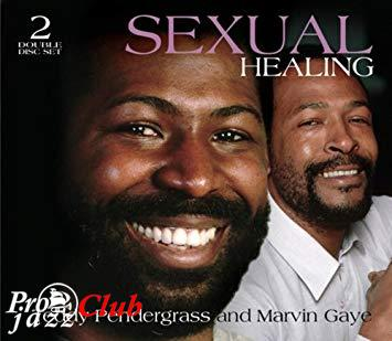 2007 Marvin Gaye and Teddy Pendergrass - Sexual Healing [MP3, 320 kbps]