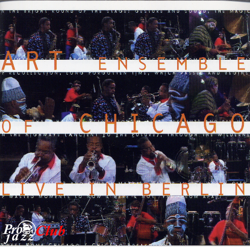 (Jazz) Art Ensemble of Chicago - Live in Berlin - 1979, FLAC (image + .cue), lossless