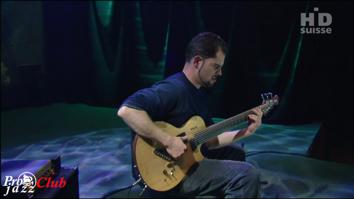 2004 Charlie Hunter - Solos.The Jazz Sessions. 8 String Guitar [HDTV 720p]