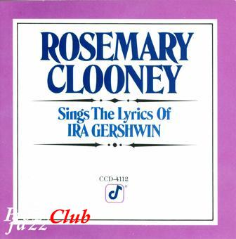 (vocal,mainstream) Rosemary Clooney(Scott Hamilton, Cal Collins ) - Sings The Lyrics Of Ira Gershwin - 1979, FLAC (image+.cue), lossless
