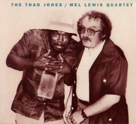 (Post-Bop) [CD] Thad Jones & Mel Lewis - The Thad Jones / Mel Lewis Quartet (1977) - 1989, FLAC (tracks+.cue), lossless