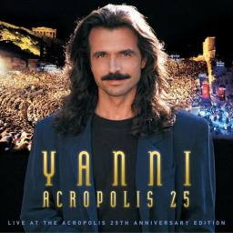 1994 Yanni - Live at the Acropolis - 25th Anniversary Deluxe Edition (2018) {Private} [24-44,1]