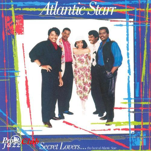 (Funk, Soul, Disco) [CD] Atlantic Starr - Secret Lovers... The Best of Atlantic Starr - 1986, FLAC (tracks+.cue), lossless