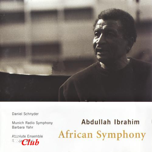(African Jazz, Post-Bop) Abdullah Ibrahim - African Symphony - 1998 (2001), FLAC (tracks+.cue), lossless
