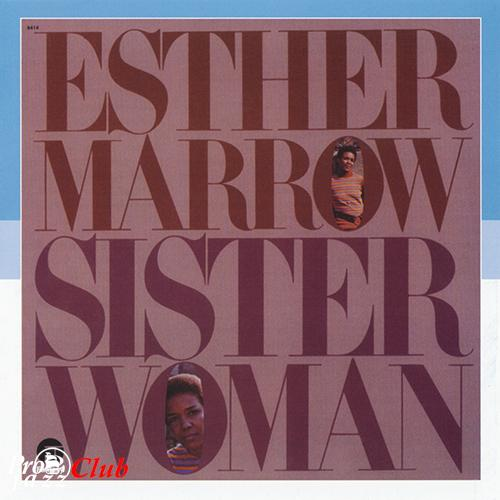 (Gospel, Soul) [CD] Esther Marrow - Sister Woman (1972) - 2010, FLAC (tracks+.cue), lossless