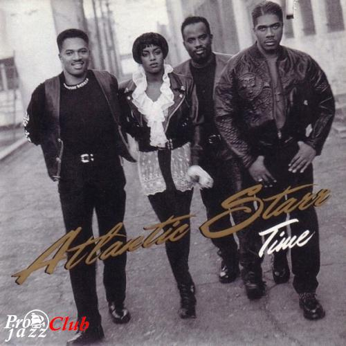 (Funk, Soul, Disco) [CD] Atlantic Starr - Time - 1994, FLAC (tracks+.cue), lossless