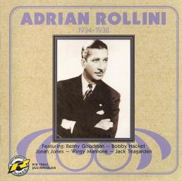 (Early Jazz, Swing) Adrian Rollini - Adrian Rollini 1934-1938 - 2004, MP3, 320 kbps