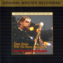 1995 Zoot Sims With The Kenny Drew Trio - Zoot Sims In Copenhagen {Storyville, MFSL UDCD 694}