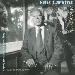 1992 Ellis Larkins - Live At Maybeck Recital Hall, Vol. 22 {Concord Jazz} [WEB]