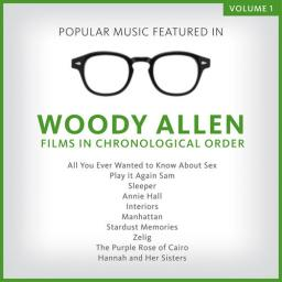 1972-1986 VA - Popular Music Featured in the Films of Woody Allen Vol. 1 (2014) {Te Mata} [WEB]
