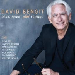 2019 David Benoit - David Benoit And Friends {Shanachie} [24-44.1]