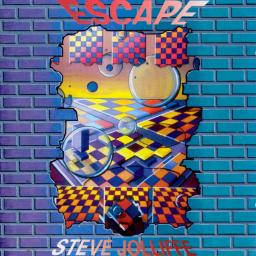 1991 Steve Jolliffe - Escape {Atlantis ATLCD8} [CD]