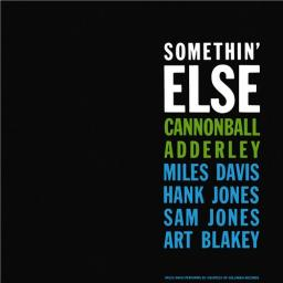 1958 Cannonball Adderley - Somethin' Else (2005) {Classic 2009} [24-96,192]
