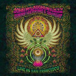 (Jazz, Fusion, Jazz Rock) [WEB] John McLaughlin & The 4th Dimension with Jimmy Herring & The Invisible Whip - Live In San Francisco - 2018, FLAC (tracks), lossless