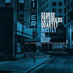 2018  George Cotsirilos - Mostly in Blue [MP3, 320 kbps]