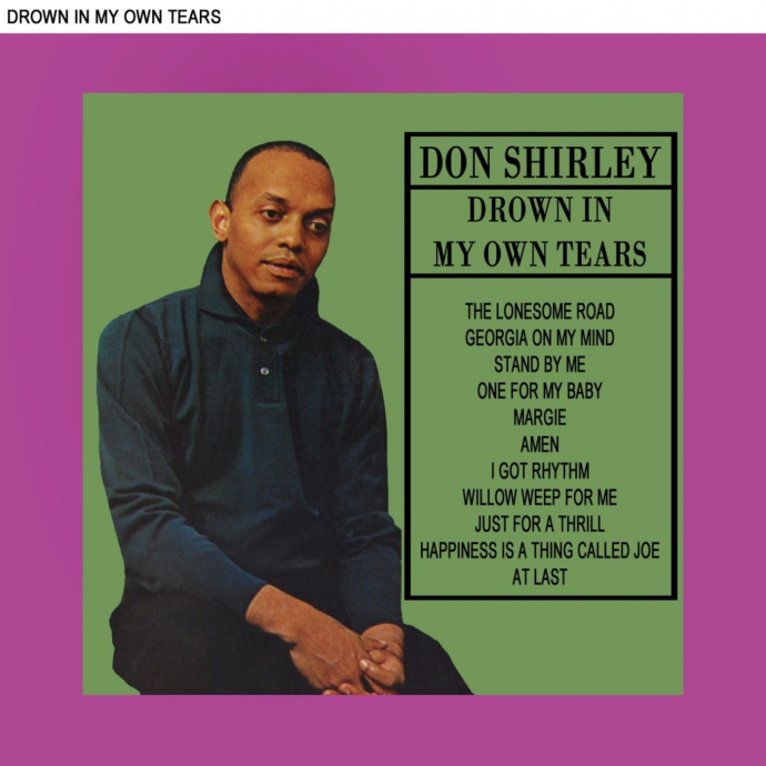 1962 Don Shirley - Drown In My Own Tears {Cadence CLP 25057} [WEB]