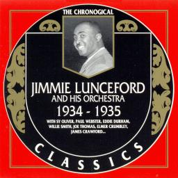 1990 Jimmie Lunceford And His Orchestra - 1934-1935 {The Chronological Classics CC505} [CD]