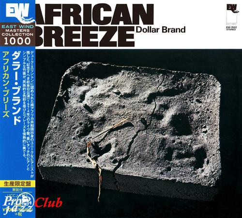 (Post-Bop, African Jazz, World Fusion) [CD] Dollar Brand (Abdullah Ibrahim) - African Breeze (1974) - 2015 {UCCJ-9132}, FLAC (tracks+.cue), lossless