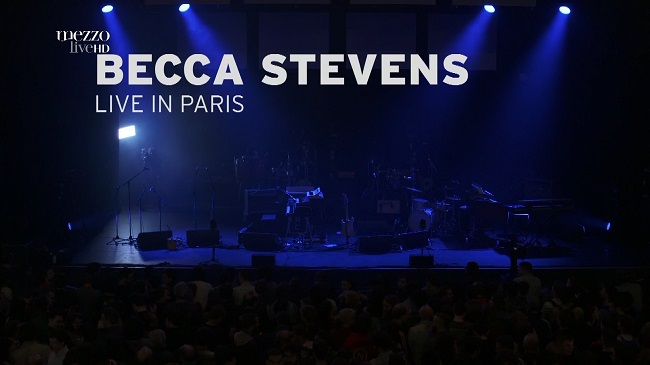 2017 Becca Stevens with Snarky Puppy - Live In Paris [HDTV 1080i]