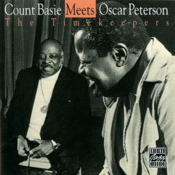 1978 (2000) Count Basie meets Oscar Peterson - The Timekeepers {Pablo/OJC OJC20 790-2}