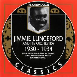 1990 Jimmie Lunceford And His Orchestra - 1930-1934 {The Chronological Classics CC501} [CD]