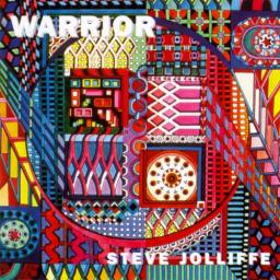 1992 Steve Jolliffe ‎ - Warrior {Waveform 92072} [CD]