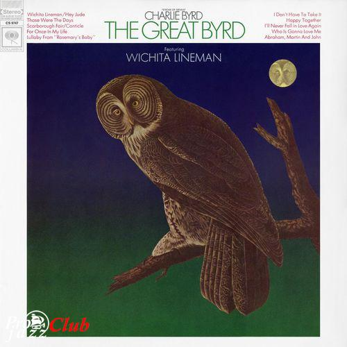 1968 Charlie Byrd - The Great Byrd (2018) {Columbia, Legacy} [24-192]