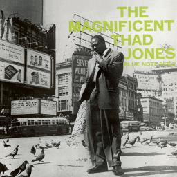 1956 Thad Jones - The Magnificent Thad Jones (2007) {Blue Note 92768}
