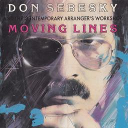 (Crossover Jazz) [CD] Don Sebesky - Moving Lines - 1989, FLAC (tracks+.cue), lossless