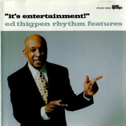 (Bop) [CD] Ed Thigpen - It's Entertainment - 2000, FLAC (image+.cue), lossless