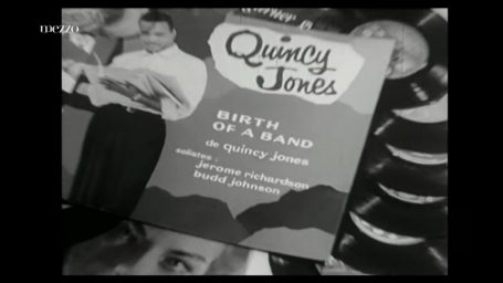 1961 Quincy Jones - Jazz Legends: Birth Of The Band (2016) [SATRip]