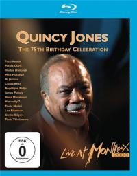 2008 Quincy Jones - 75th Birthday Celebration - Live at Montreux [Blu-ray]