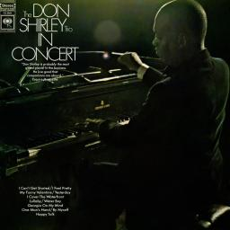 1968 Don Shirley Trio - In Concert (2003) {Columbia_Legacy} [WEB]