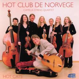 2005 Hot Club de Norvège - Hot Cats {Hot Club HCRCD 181} [WEB]