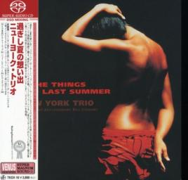 [SACD-R][OF] New York Trio (feat. Bill Charlap) - The Things We Did Last Summer - 2002/2003 (Smooth Jazz, Contemporary Jazz)
