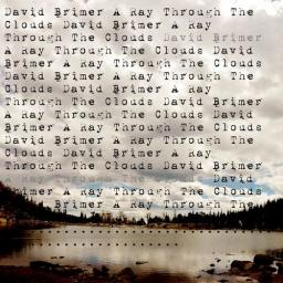 2018 David Brimer - A Ray Through the Clouds [MP3, 320 kbps]
