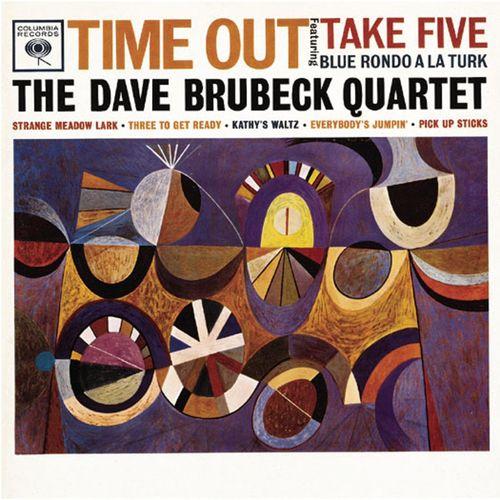 1959 Dave Brubeck Quartet - Time Out (1997) {Columbia/Legacy CK 65122}